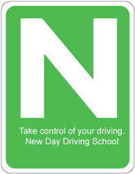 Novice Driving License